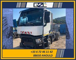 грузовик шасси RENAULT C 380 *ACCIDENTE*DAMAGED*UNFALL* после аварии