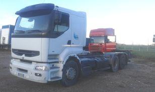 грузовик шасси RENAULT PREMIUM 400