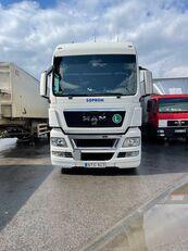 грузовик штора MAN TGX 24.440 + прицеп штора