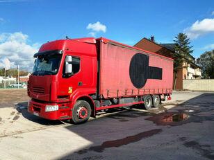 грузовик штора RENAULT Premium 380DXi/LBW1500kg/Klima