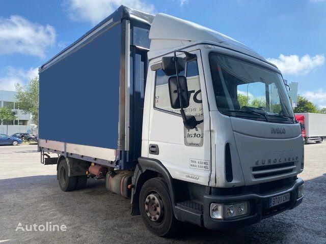 грузовик штора IVECO EUROCARGO ML90E17