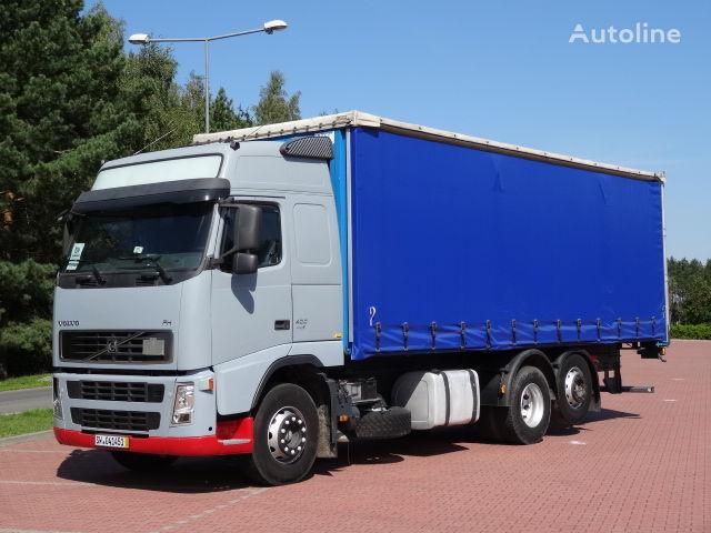 грузовик штора VOLVO 12.400