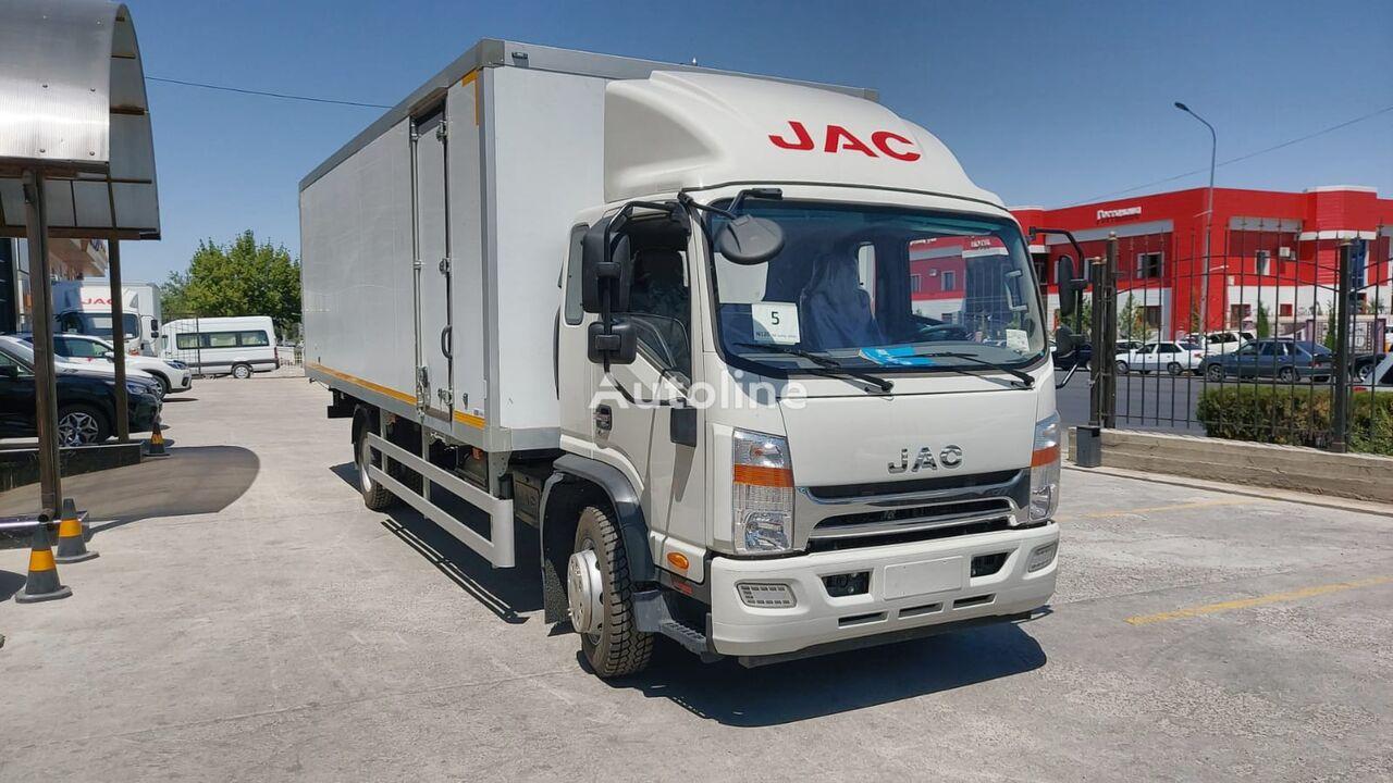 новый изотермический фургон JAC N 120