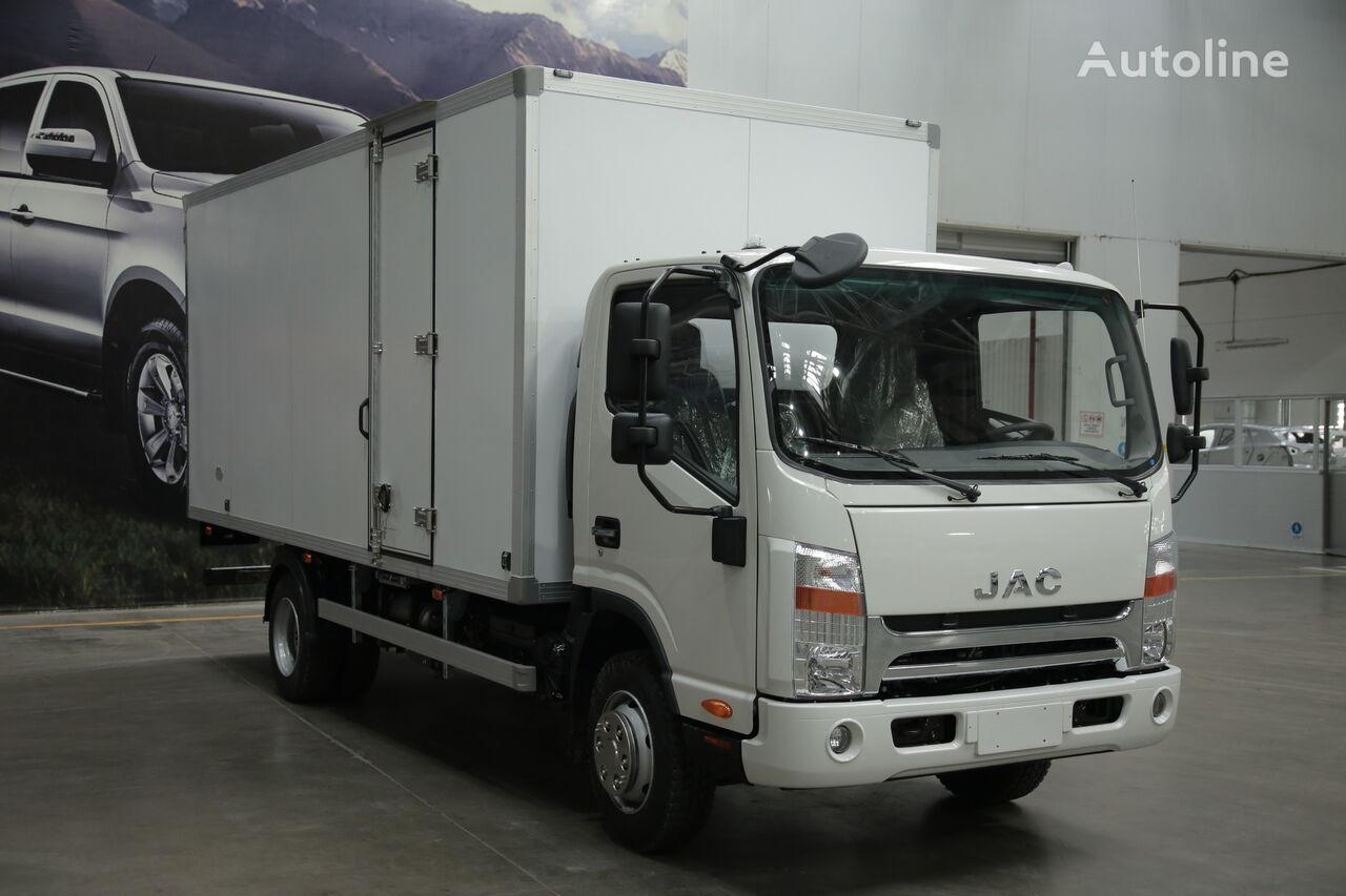 новый изотермический фургон JAC N80