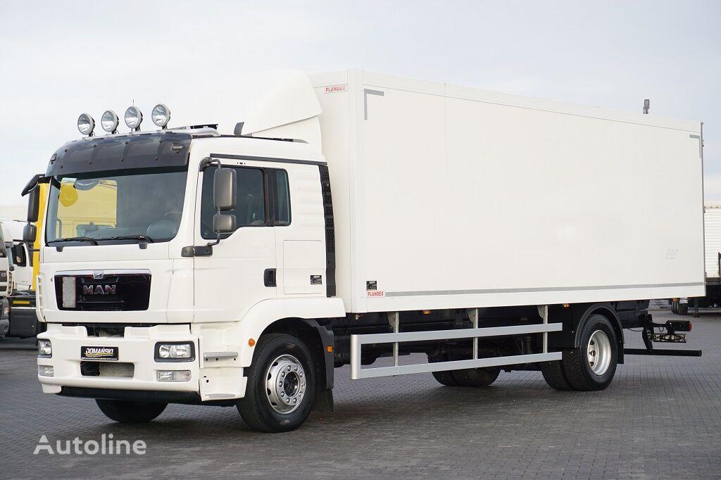 изотермический фургон MAN TGM / 18.290 / E 5 / IZOTERMA / 20 PALET