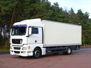 изотермический фургон MAN-VW MAN TGX 18.400