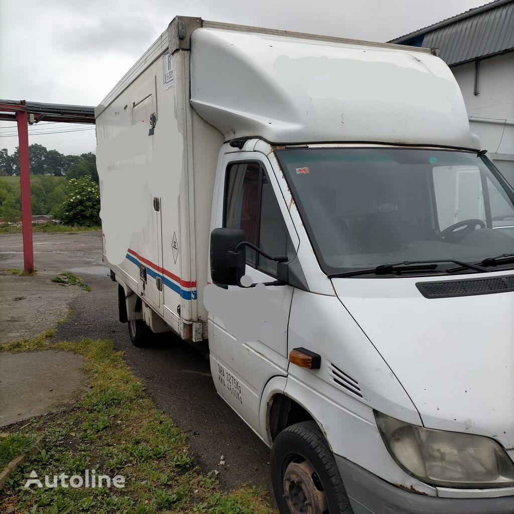 изотермический фургон MERCEDES-BENZ SPRINTER 416CDI