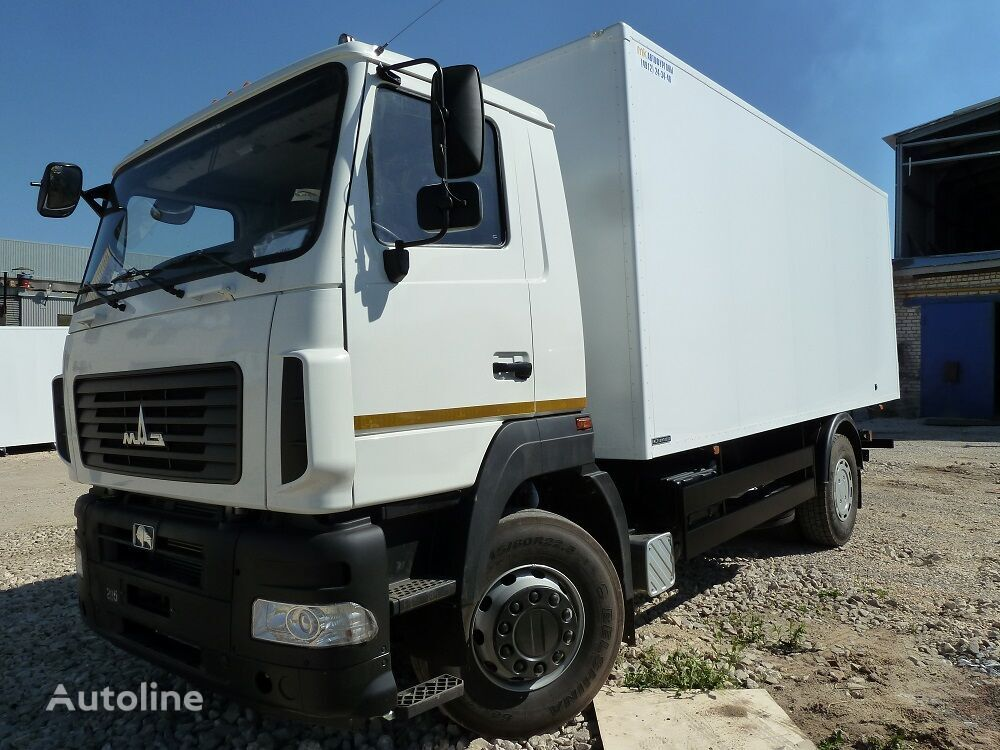 изотермический фургон МАЗ 5340С5-8575-000