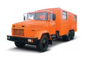 новый кунг КРАЗ 65053 мастерская