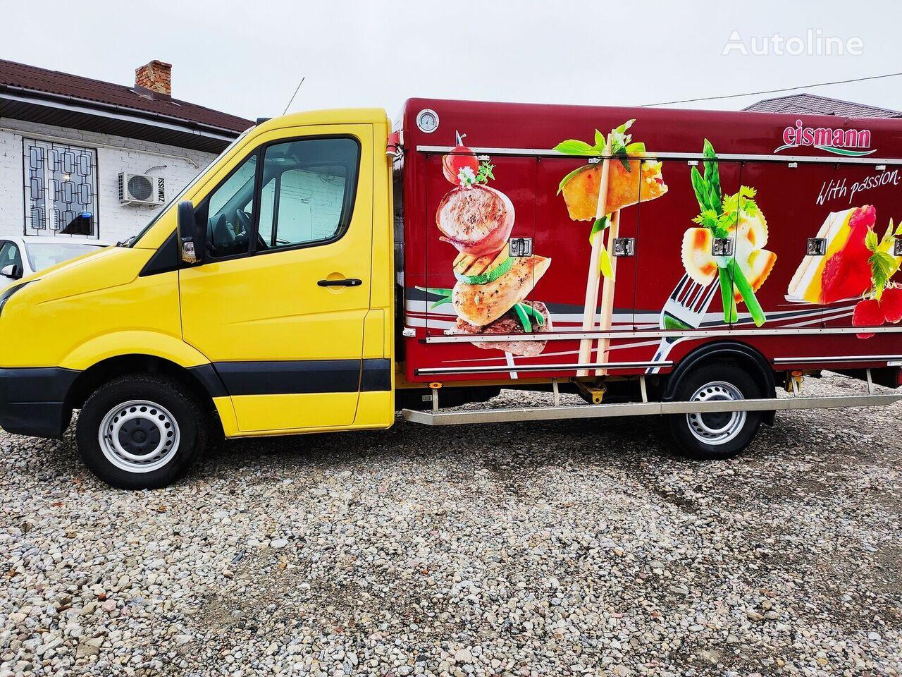 развозчик мороженого VOLKSWAGEN Crafter