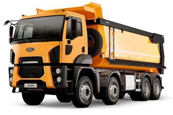 новый самосвал FORD Trucks 4142D