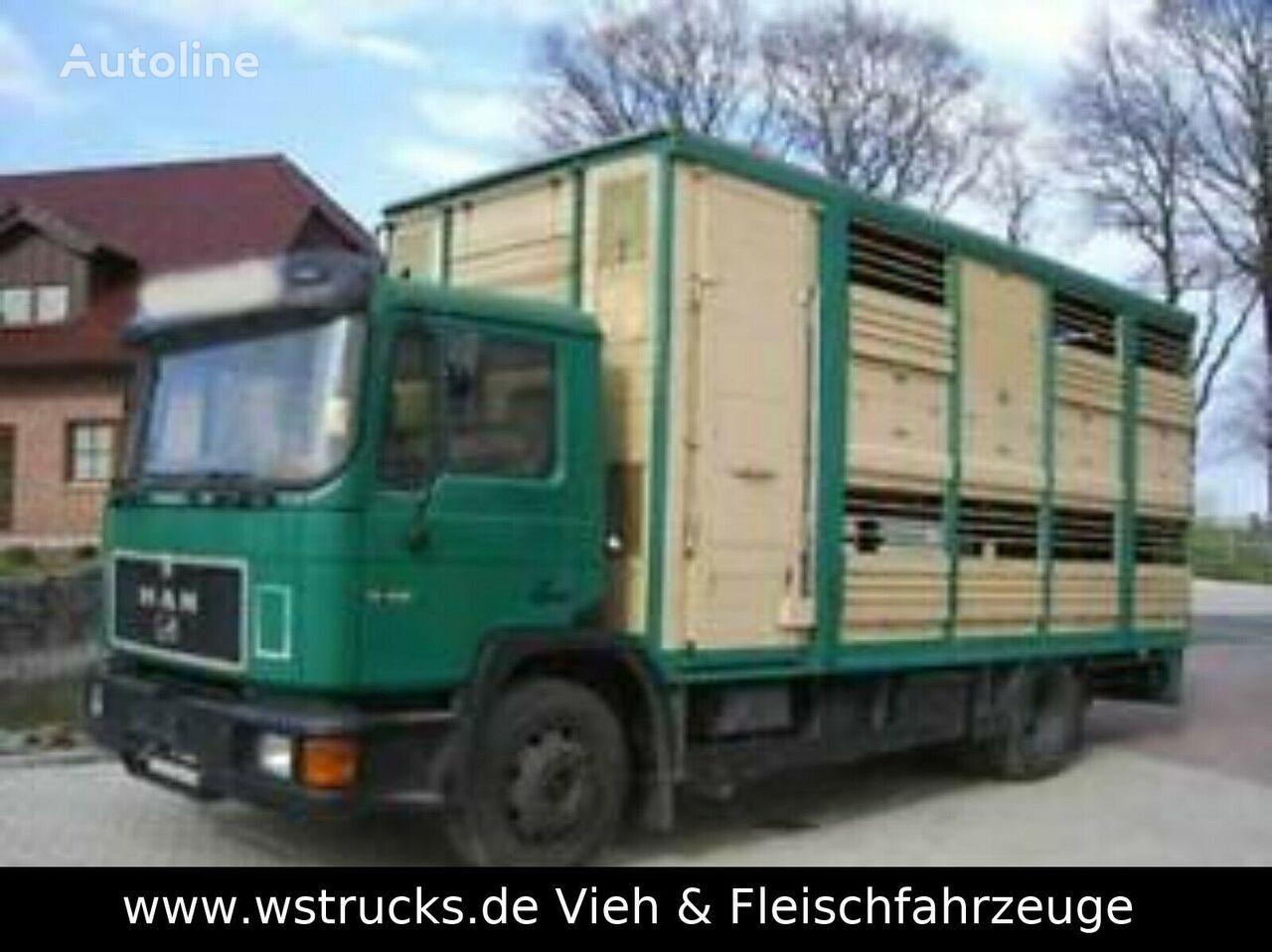 скотовоз MAN 14232  KABA Doppelstock