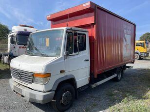 тентованный грузовик MERCEDES-BENZ 814D