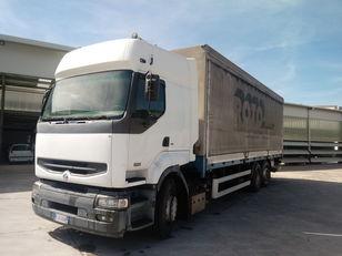 тентованный грузовик RENAULT PREMIUM 420 DCI