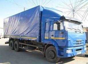 тентованный грузовик КАМАЗ 65117-3010-50