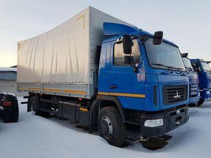 новый тентованный грузовик МАЗ 5340С3-520-000 тентованный Евро-5