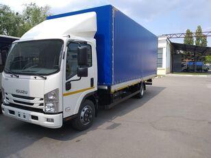 новый тентованный грузовик ISUZU NQR-90