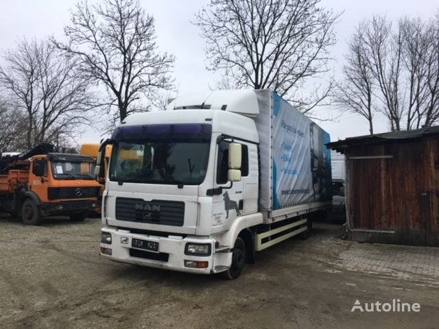 тентованный грузовик MAN TG-L 8.180