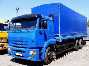 тентованный грузовик КАМАЗ 65117