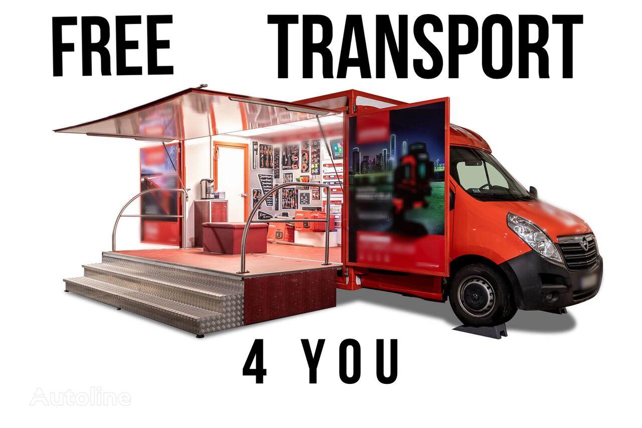 новый торговый грузовик BANNERT EVENT, SZKOLENIA TARGI !!!FREE TRANSPORT 4 YOU!!!