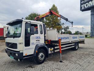торговый грузовик VOLVO FL220.12 / PK 7000A / NL brief