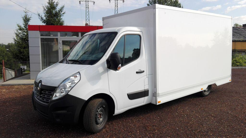 новый торговый грузовик OPEL Movano