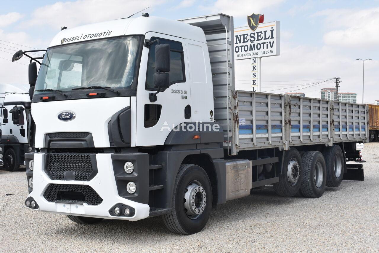 зерновоз FORD 2017 MODEL CARGO 3233 S E6 + ADR + A/C +48.000 KM