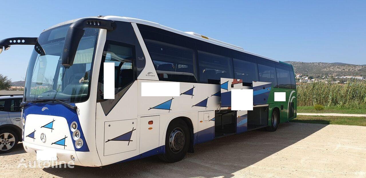 междугородний-пригородный автобус MERCEDES-BENZ OC500-RF1836 HISPANO 60PLZ
