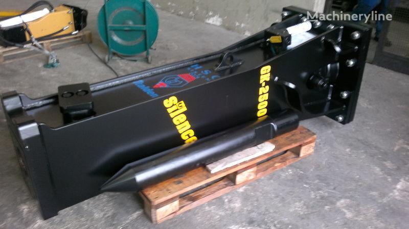 гидромолот STAR Hammer G 2500S