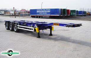 новый полуприцеп контейнеровоз WIELTON NS 3 P45 R1 M2
