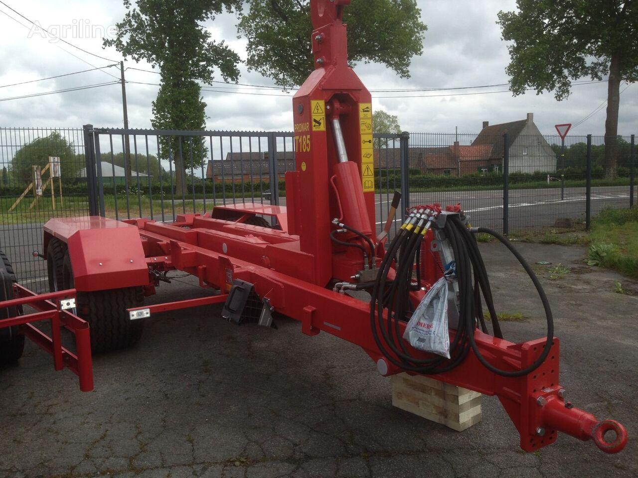 новый прицеп тракторный PRONAR Uniwersalna przyczepa hakowa PRONAR T185 12,1 t