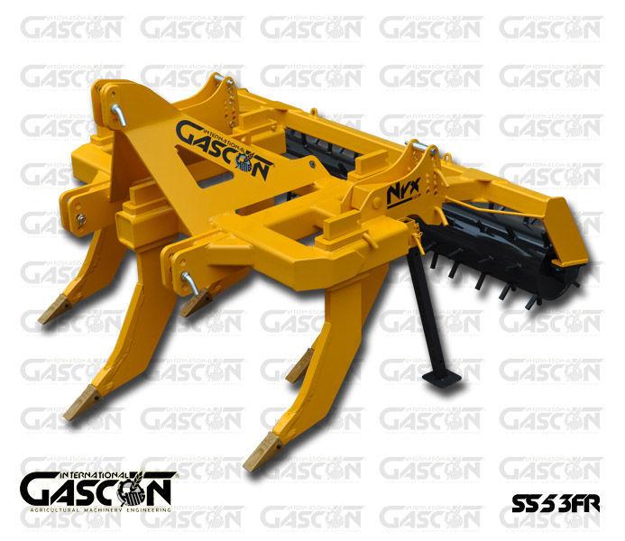 новый рыхлитель GASCON  Глубокорыхлитель Gascon SS3F-5S500R (150-210 л.с.)