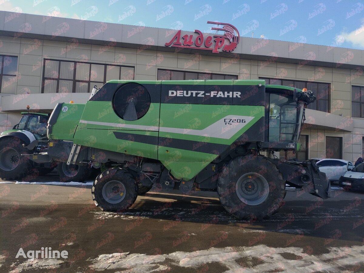 новый зерноуборочный комбайн DEUTZ-FAHR C7206TS