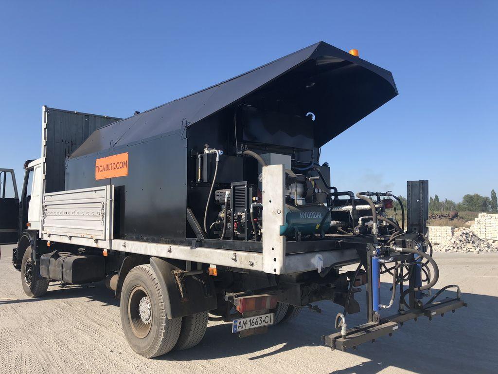 новый автогудронатор Bitumen distributor BS-7000