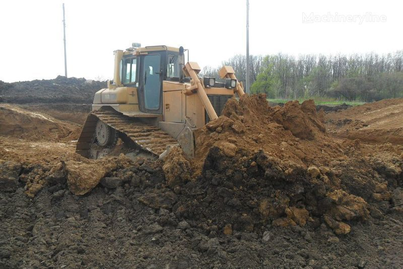 бульдозер CATERPILLAR D6R II LGP