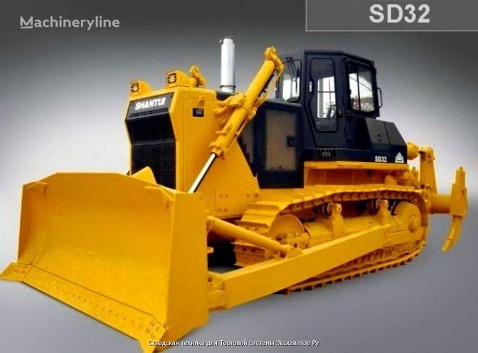 новый бульдозер SHANTUI SD-32 (КРЕДИТ НА ВЫГОДНЫХ УСЛОВИЯХ В ГРИВНЕ)