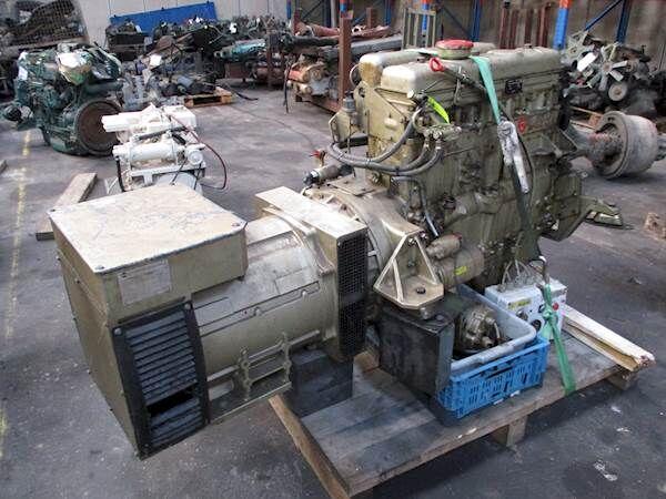 дизельный генератор DAF 615 TURBO