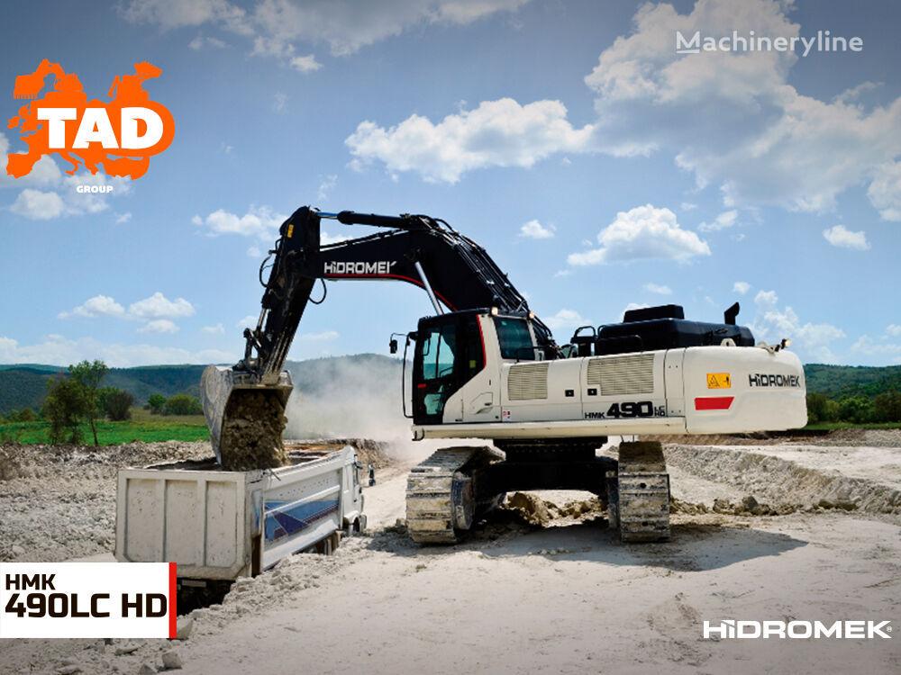 новый гусеничный экскаватор HIDROMEK  HMK 490LC HD