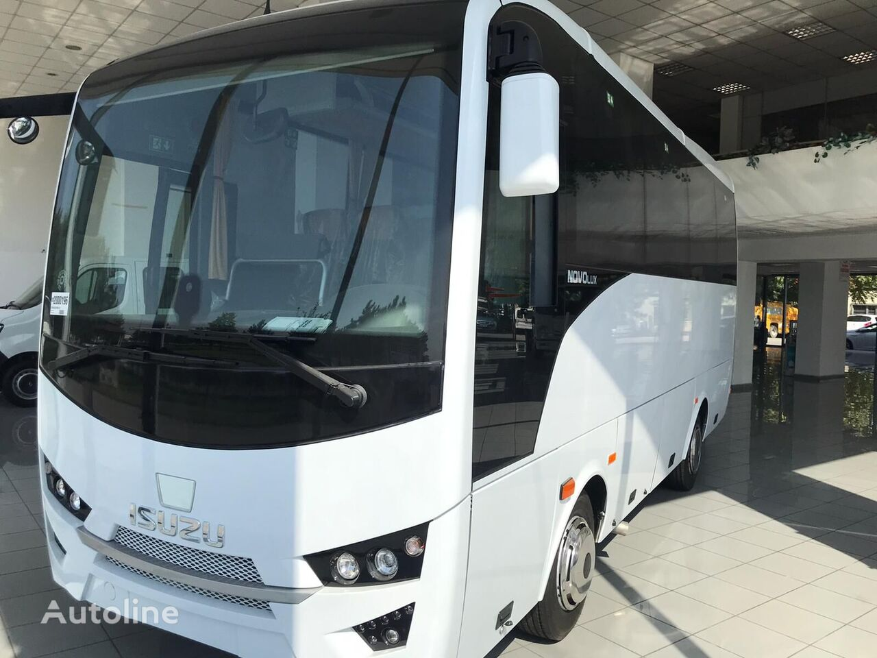 Купить туристический автобус ISUZU Novo Lux more in stock we ship worldwide Германия Gmund am Tegernsee, JX23302