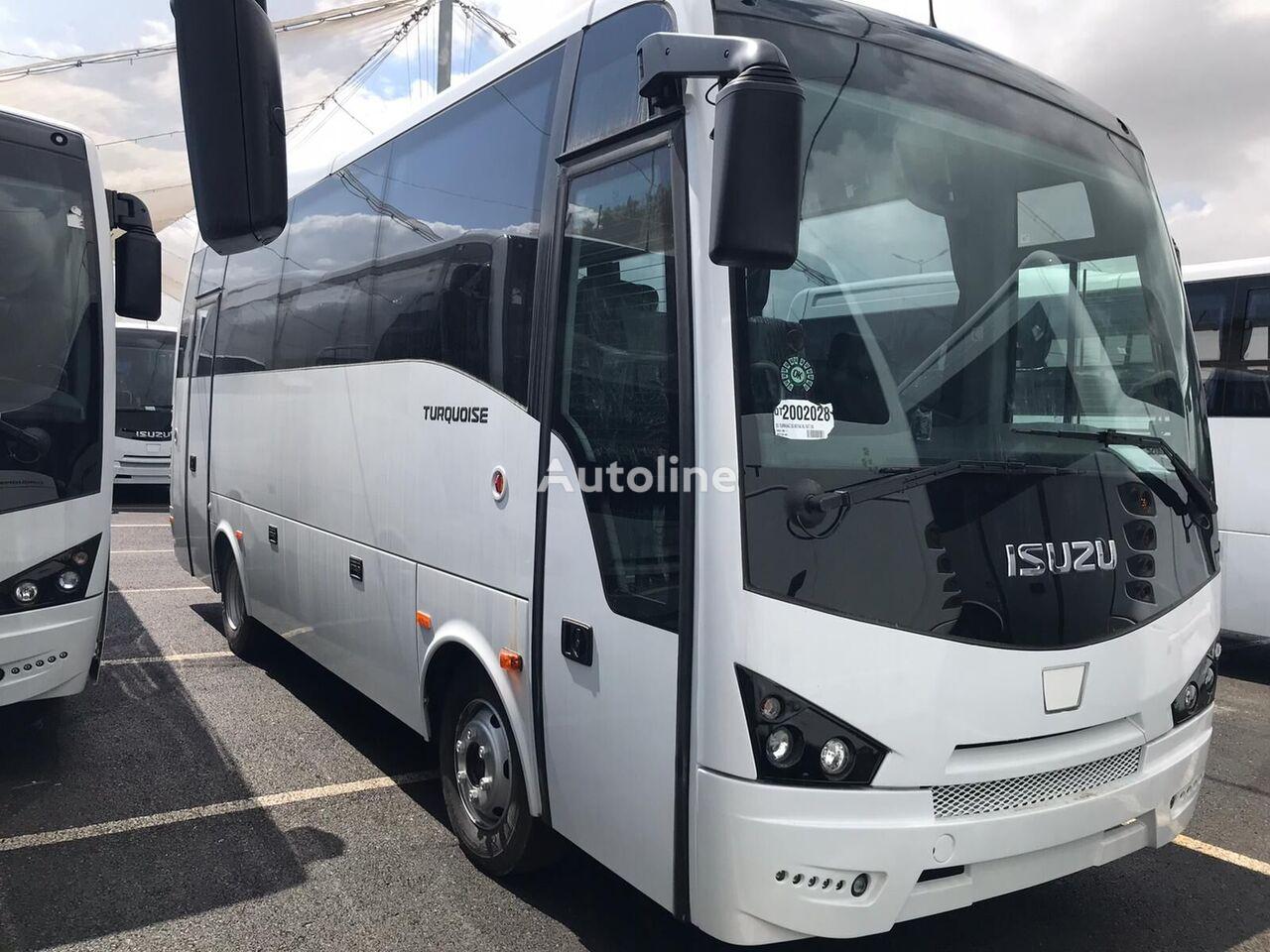 Купить туристический автобус ISUZU Turquoise 3 x Stock Euro 5 ! we ship worldwide !! Германия Gmund am Tegernsee, GU23107