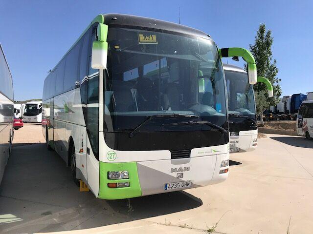 туристический автобус MAN Lion's Coach
