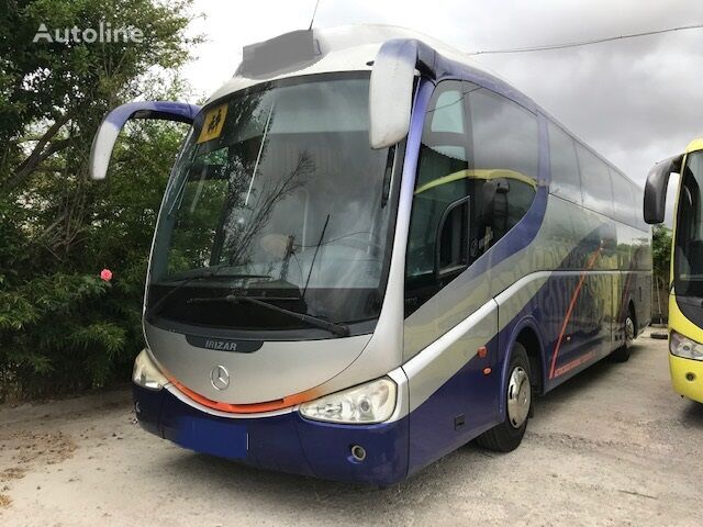 туристический автобус MERCEDES-BENZ OC 500 IROZAR PB