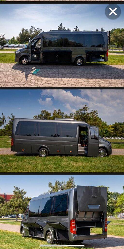 Купить туристический автобус MERCEDES-BENZ SPRINTER 519 Турция, FM22394
