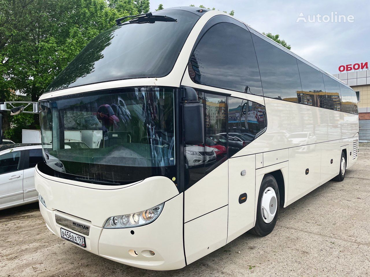 туристический автобус NEOPLAN Cityliner N1216 HD