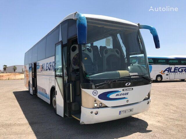 туристический автобус SCANIA K-124 OBRADORS