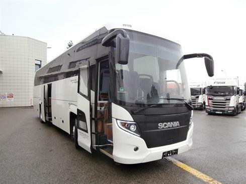 Купить туристический автобус SCANIA Touring Чехия Chrášťany, TR22956