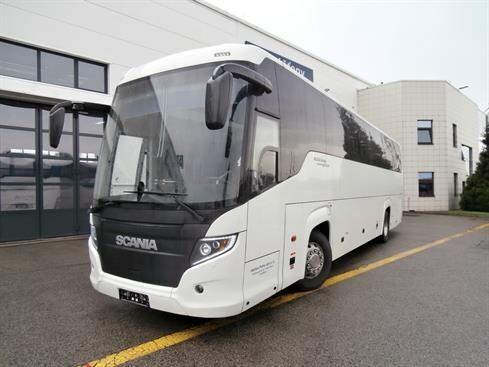 Купить туристический автобус SCANIA Touring Чехия Chrášťany, RR22956
