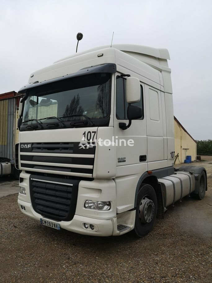 тягач DAF XF 105.460 Super Space CAB