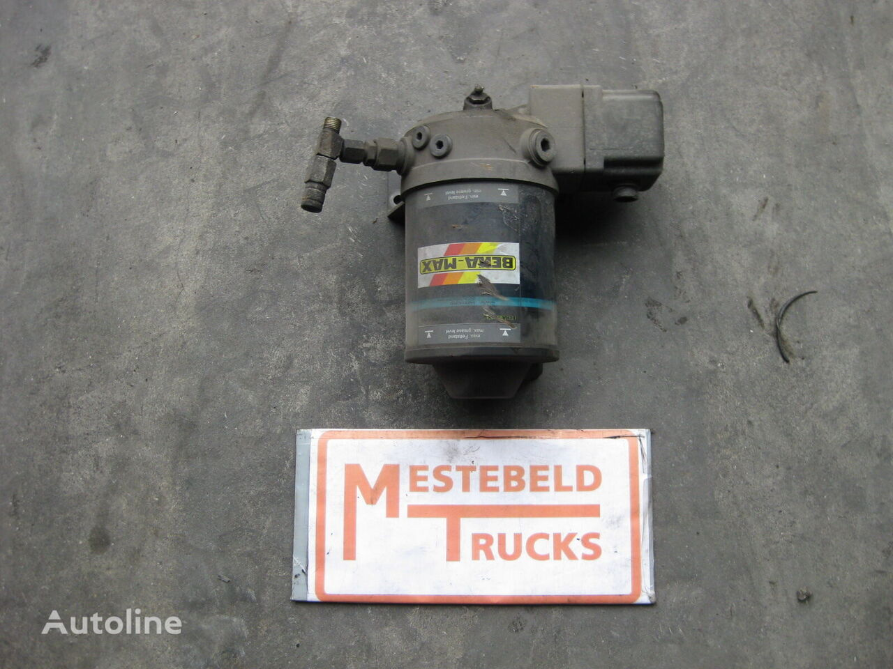 центральная смазка SCANIA Vetsmering для грузовика SCANIA