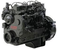 двигатель CUMMINS для бульдозера KOMATSU